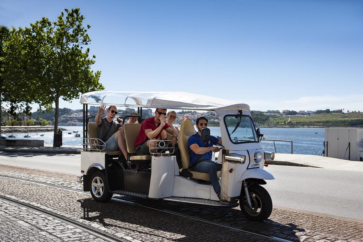 tuktuk tours franchise